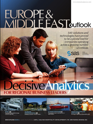 Europe & Middle East Outlook Issue 10 / January '16