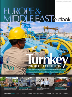 Europe & Middle East Outlook Issue 15 / September '16