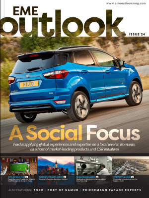 Europe & Middle East Outlook Issue 24 / May '18