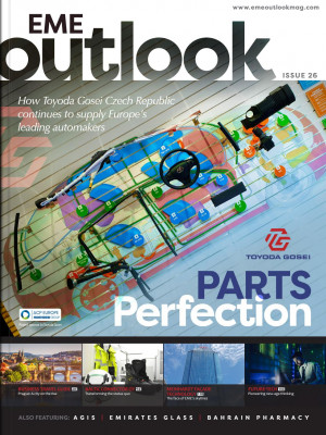 Europe & Middle East Outlook Issue 26 / September '18