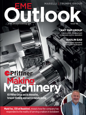 Europe & Middle East Outlook Issue 40 / March '21