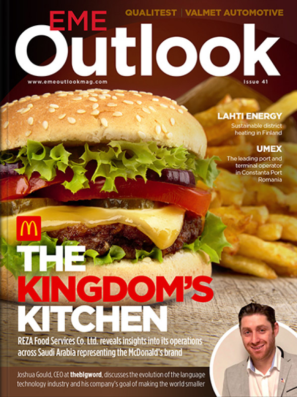 Europe & Middle East Outlook Issue 41 / May '21