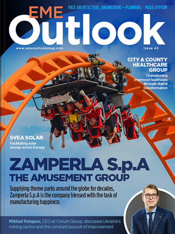 Europe & Middle East Outlook Issue 43 / Sept '21