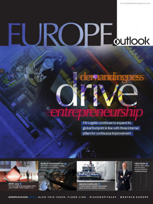 Europe Outlook Issue 5 / March '15