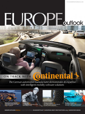 Europe Outlook Issue 6 / May '15