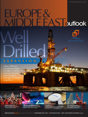 Europe Outlook Issue 7 / July '15
